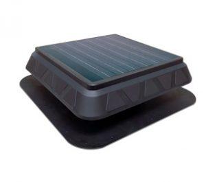 GAF 750 CFM Solar Power Vent