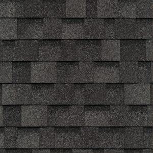 IKO - 01 Cambridge Shingles Charcoal Grey