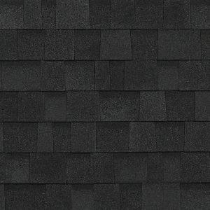 Owens Corning - 02 Oakridge AR Onyx Black Shingles