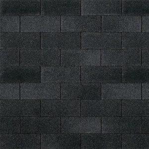 Owens Corning - 03 Supreme Onyx Black shingles