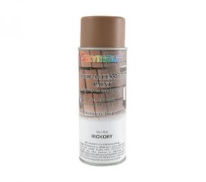 Spray Paint (Hickory, Cedar, Charcoal, White, Brown, Weatherwood)